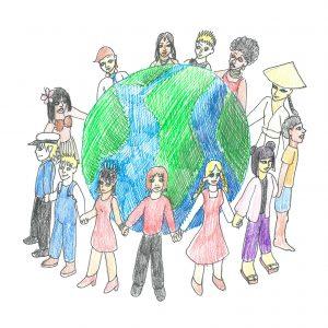 Artikkelin Maailman lapset -musiikkinäytelmä TI 20.3. klo 18 Kaarisillassa esikatselukuva