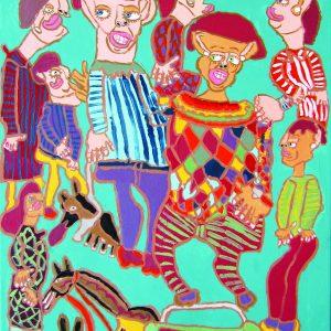 Artikkelin Kaarisilta Biennale palkintonäyttely – Ateljee Eivor esikatselukuva