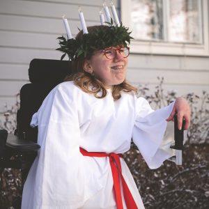 Lucia-päivän joulukonsertti