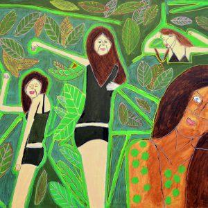 Kaarisilta Biennale Goes Green 2.7.-1.8.2021