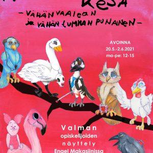 Artikkelin Rakkauden kesä -näyttely  20.5.-2.6. Engel Makasiinissa esikatselukuva